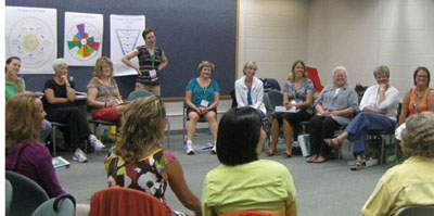 National Wellness 2010 Circle of Life Coach Training
